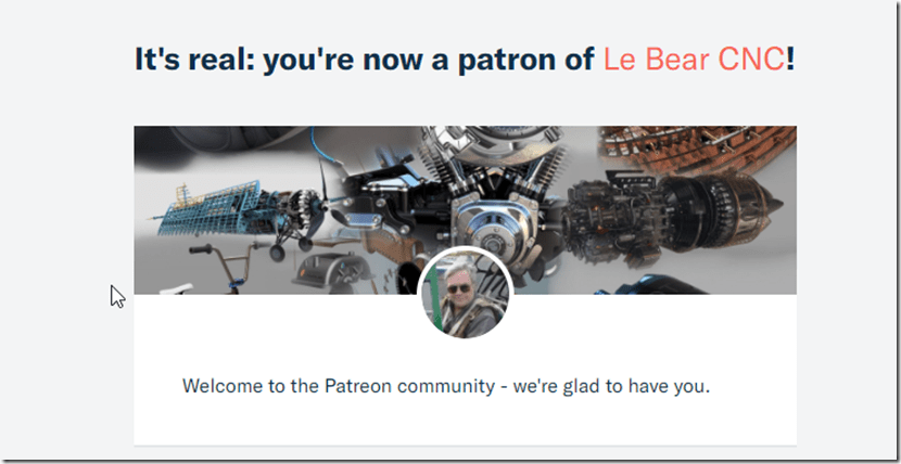 2018-02-10 12_57_29-Thank you for your pledge to Le Bear CNC _ Patreon