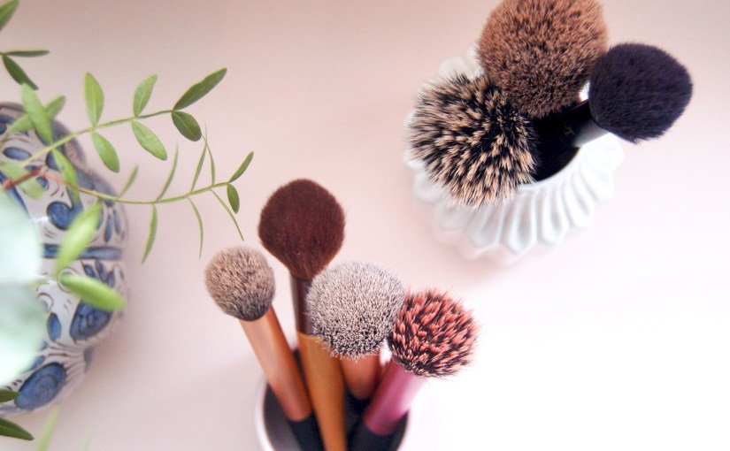 Face brushes 101