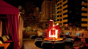 W Hotel, California : Lebellocom