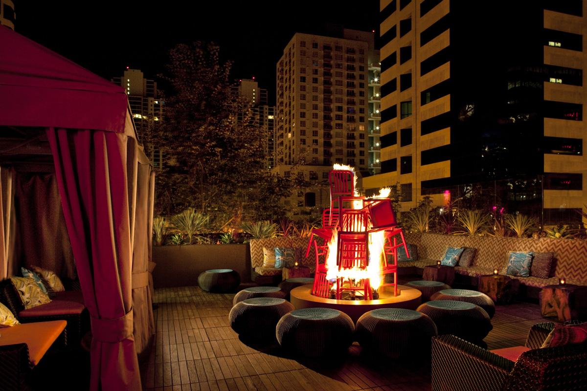 W Hotel California Lebello Com
