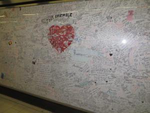 Gedenktafel Brüssel