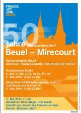 50 Jahre Beuel - Mirecourt