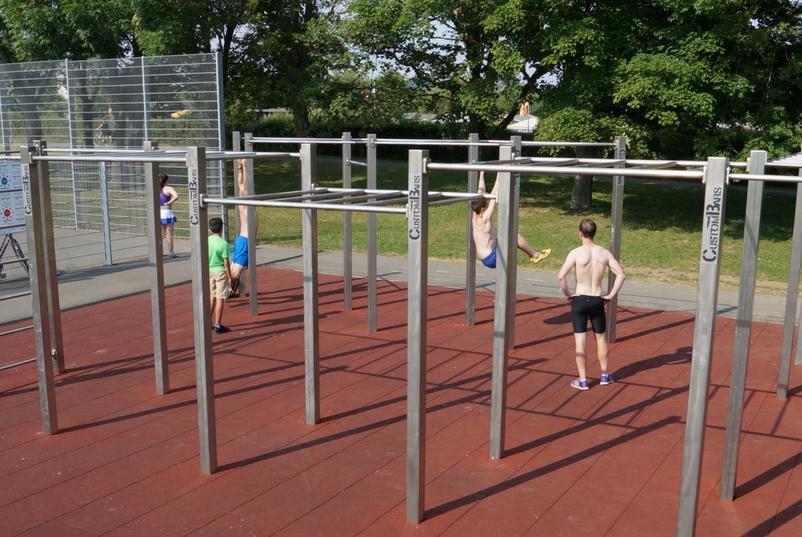 Sportpark Stangenpark
