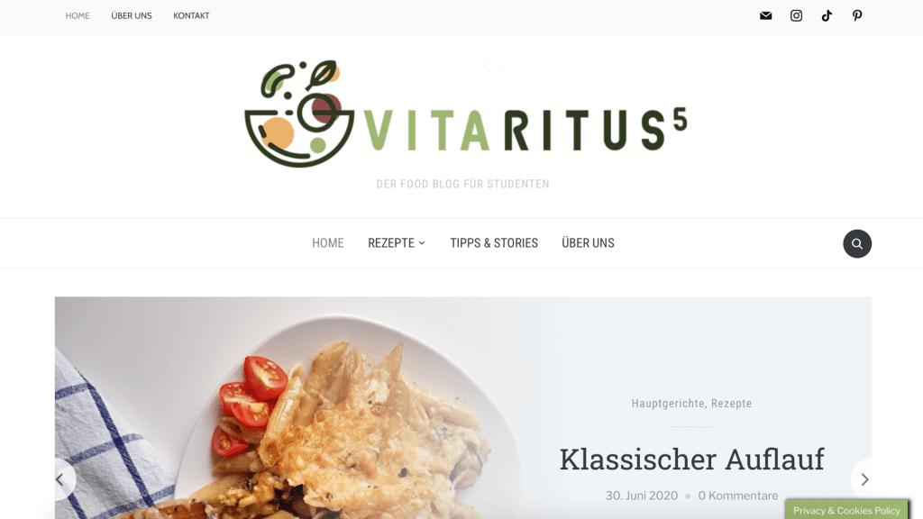 Der Food Blog