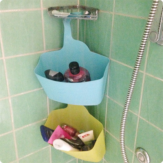 12 von 12 - April 2014 - in der Dusche duschen