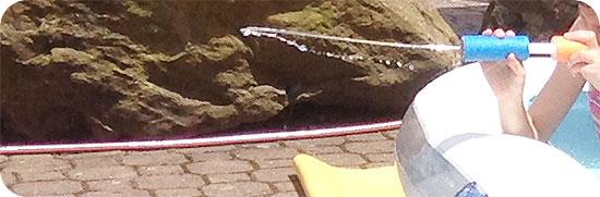 Jahresrückblick - Juni 2014 - Wasserspiele - Sommer