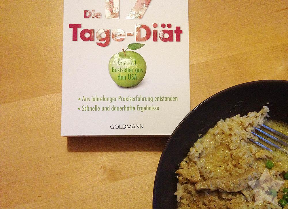 12 von 12 - Januar - Abendessen und 17-Tage-Diät lesen