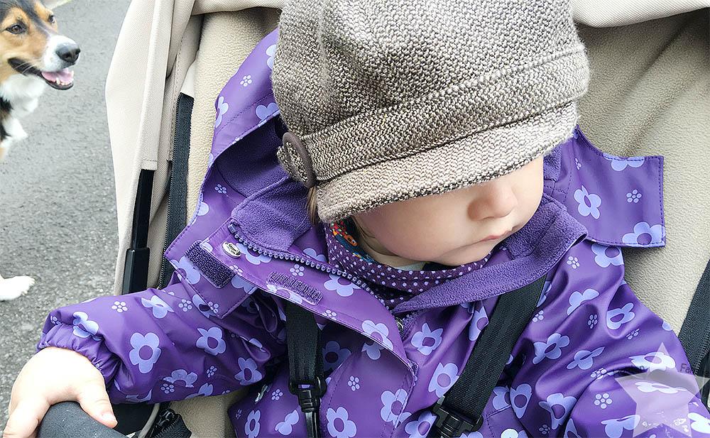 12 von 12 August - Alltagswahnsinn - Kleinkind im gehassten Kinderwagen