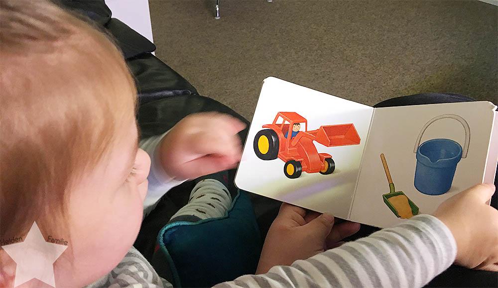 12von12 - ET -7 - Himbeerblättertee - Baby - Geburt - Kleinkind vorlesen