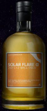 Solar Flare Alpha