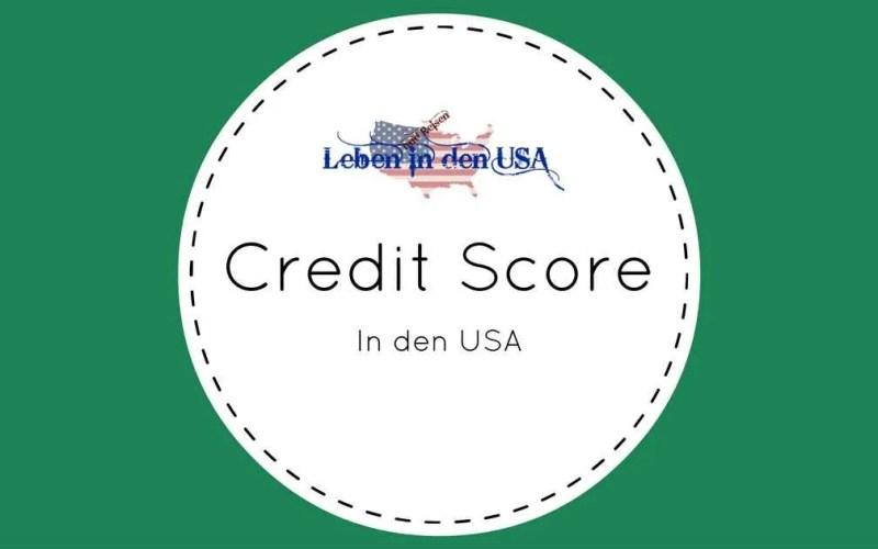 Wie baut man seinen Credit Score auf