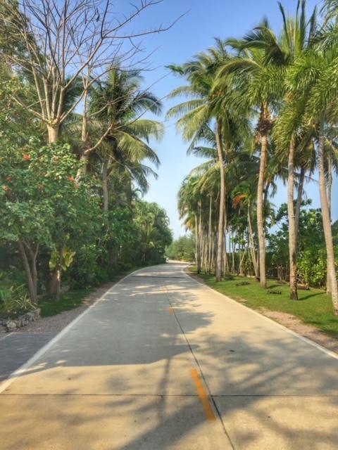 herrlich neue Strassen 1 Thailand