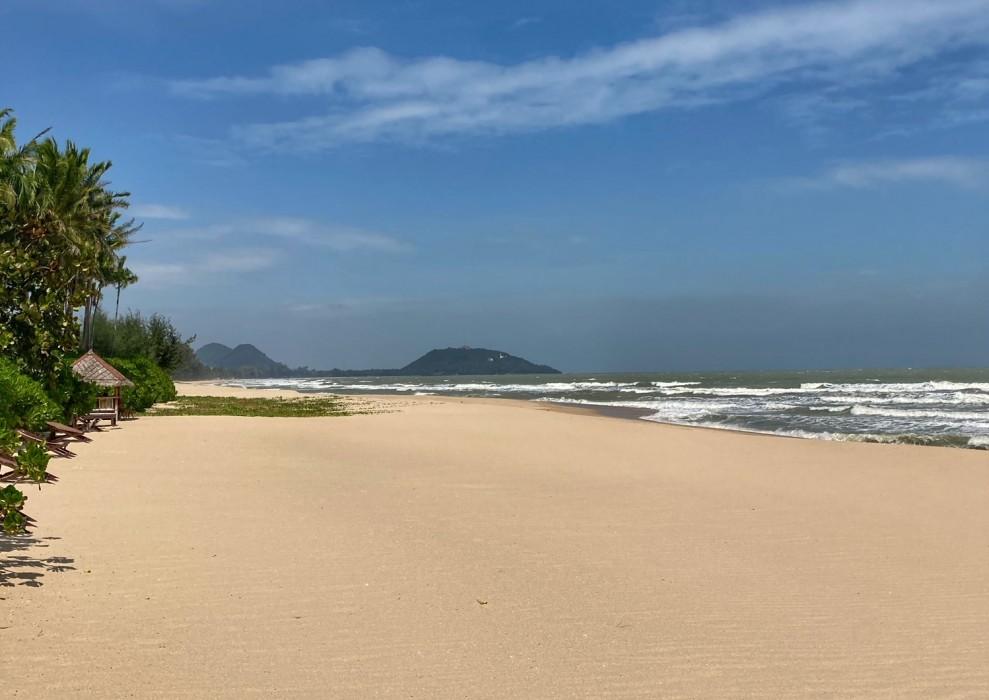 Baan Krut, Thailand im November