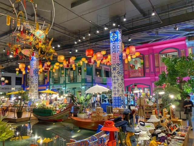 Einkaufszentrum Bangkok 2