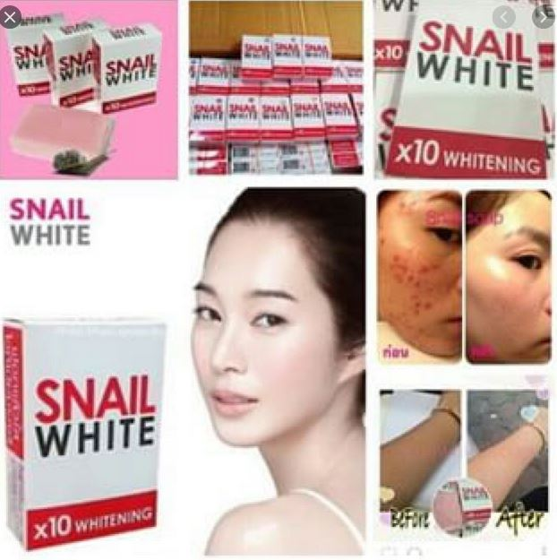 Weiße Haut Werbung 2