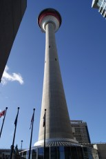 Calgary Tower, Fotos: ©Denise Ott