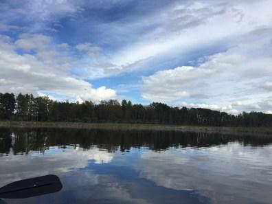 Unterwegs mit dem Kanu, Fotos: ©Denise Ott