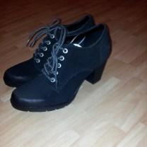 Schuhe, Shopping
