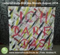 August 2014 (c) Andrea K.