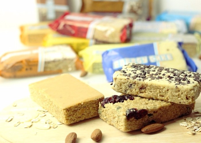 Post Workout Snack – Energy Cake