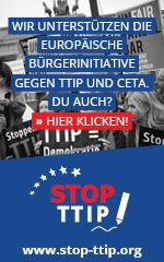 Initiative gegen TTIP & CETA