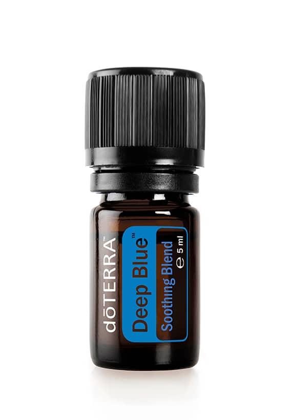 doTERRA Deep Blue (Lindernde Mischung)