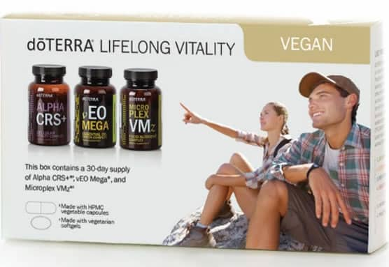 LifeLong Vitalitiy Pack VEGAN (Lebenslange Vitalität)