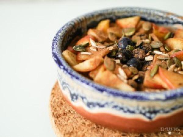 Quinoa Auflauf feed your fitness genuss 2