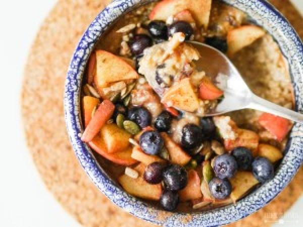 Quinoa Auflauf feed your fitness genuss 4