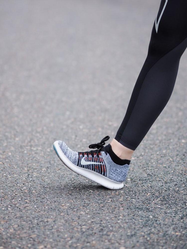 Einstieg in die Lauftechnik Fußaufsatz Fersenlauf