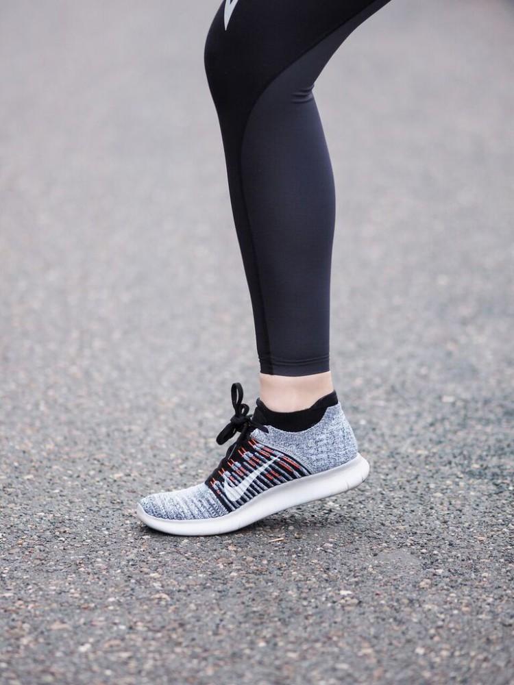 Einstieg in die Lauftechnik Fußaufsatz Vorfußlauf