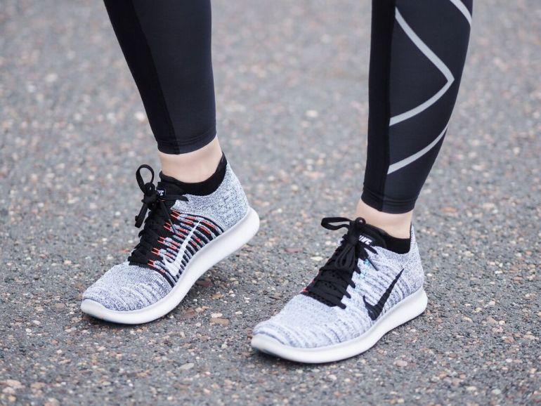 Mit der richtigen Fußtechnik laufen