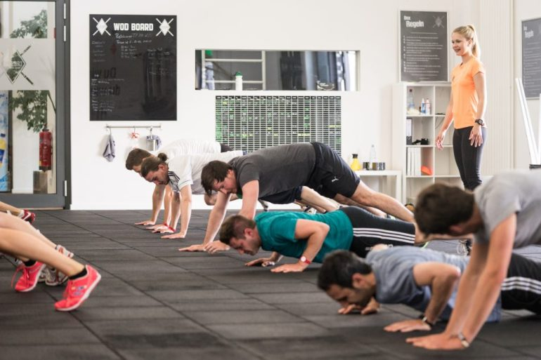 Reishunger Warm-Up_CrossFit move your life_FEED YOUR FITNESS