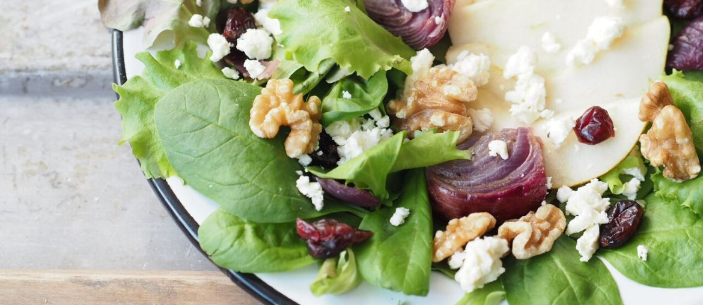 Birnewn Feta Salat_minimalistisch kochen