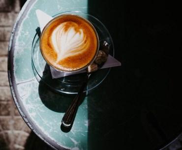 Ein Tag in Greenpoint, Coffee Brooklyn