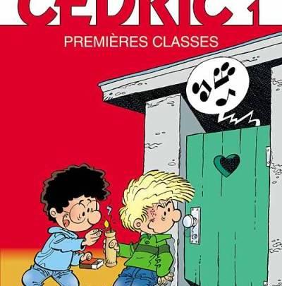 Cédric, tome 1 : Premières classes