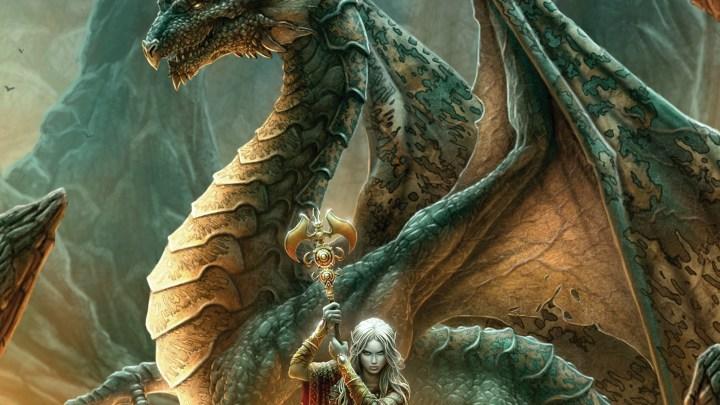 Le Dit de Drégonjon et de son Elfrie (nouvelle)