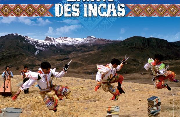 La 25e Heure du Livre, Conférence #2 : L'empire inca, de l'expansion à la chute