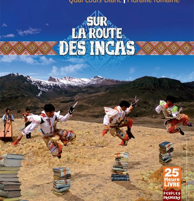 La 25e Heure du Livre du Mans se lancera sur la piste des Incas début octobre !