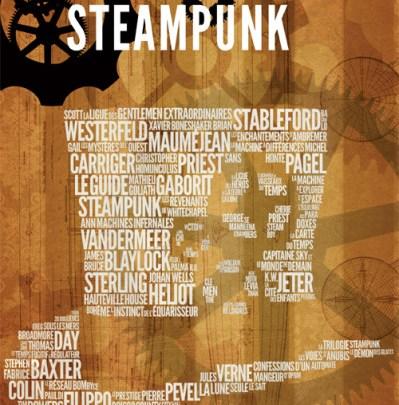Le guide du steampunk