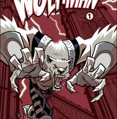 Wolf-Man, tome 1