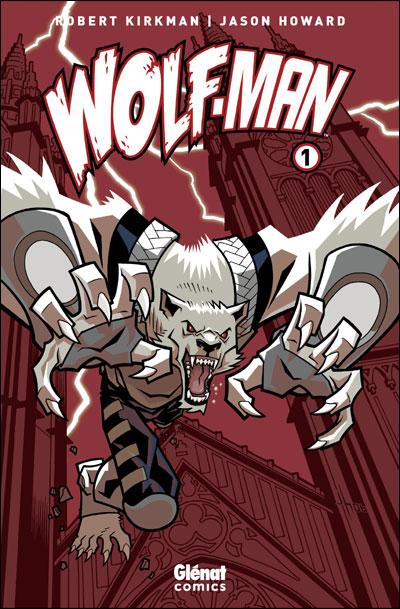 Wolf-Man, tome 1