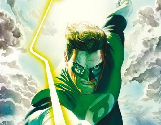 Geoff Johns présente Green Lantern, tome 1 : Sans peur