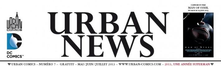 Les annonces d'Urban Comics pour 2014