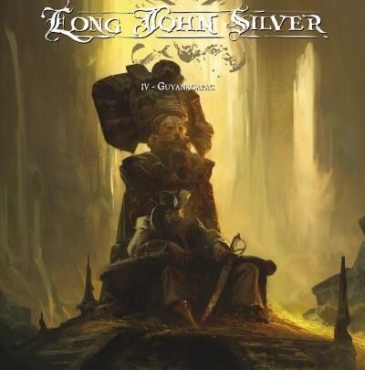 Long John Silver, tome 4 : Guyanacapac