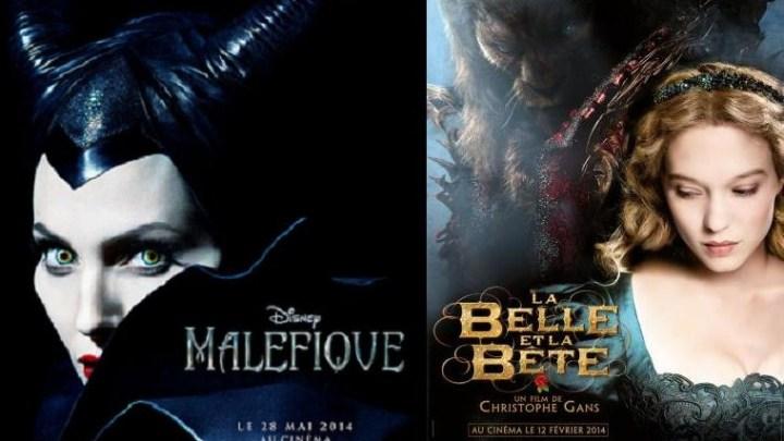Nouvelles bandes annonces pour Maléfique et La Belle et la bête
