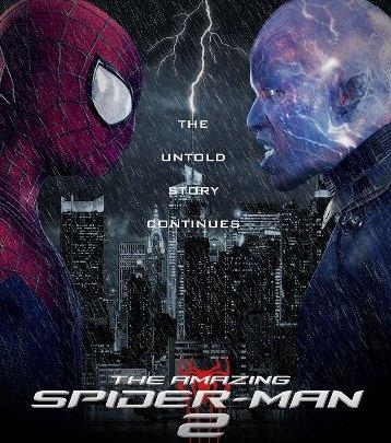 The Amazing Spider-Man 2 : Le Destin d'un Héros (Rise of Electro)