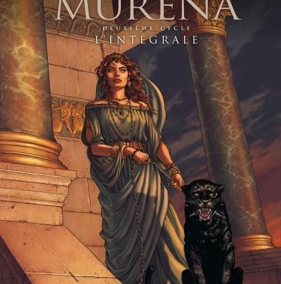 Murena, Intégrale II : Le cycle de l'Épouse