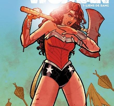 Wonder Woman, tome 1 : Liens de sang