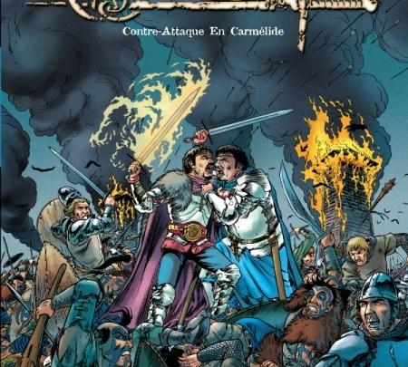 Kaamelott, tome 7 : Contre-attaque en Carmélide